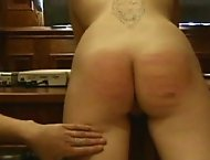 Two Schoolgirls spanked and caned